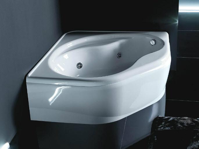 Vasche da bagno scegli le rettangolari o assimetriche - Prezzi vasche da bagno ideal standard ...