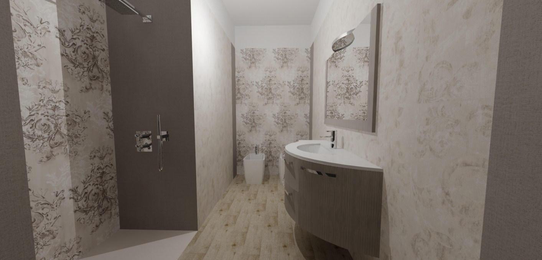 Progettazione Bagni in 3D - Richiedi Preventivo Edil Orlando