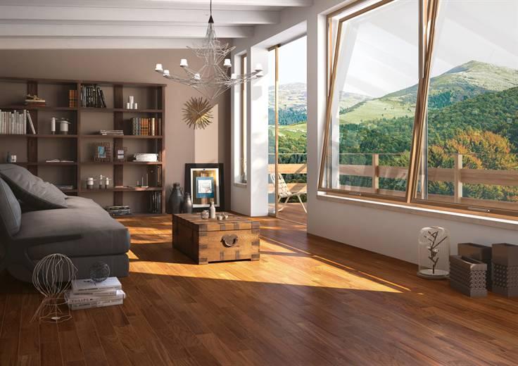 Pavimenti effetto legno piastrelle in gres interno ed for Gres effetto teak
