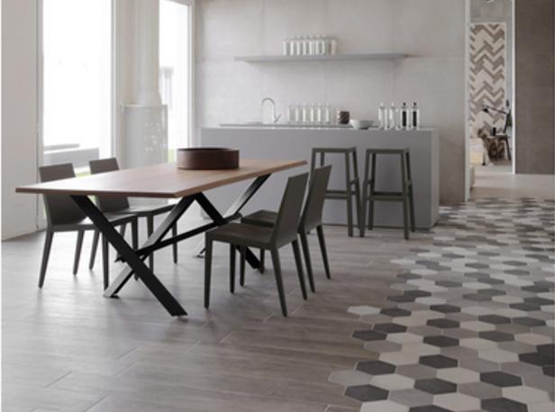 Pavimenti effetto legno piastrelle in gres interno ed for Marazzi ceramiche effetto legno